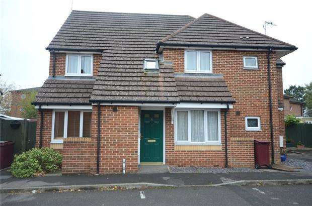 2 Bedrooms Semi Detached House for sale in Shilling Close, Tilehurst, Reading