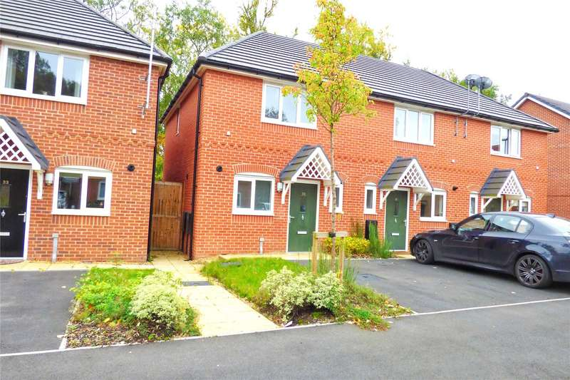 2 Bedrooms End Of Terrace House for sale in Walter Mills Way, Oldham, Greater Manchester, OL4