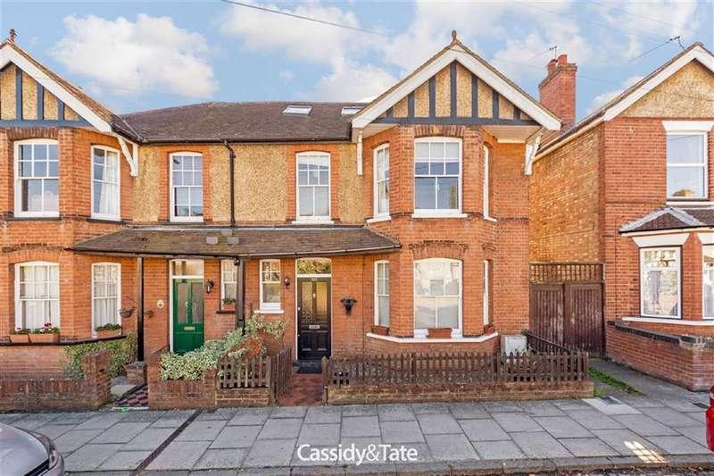 5 Bedrooms Property for sale in Brampton Road, St Albans, Hertfordshire