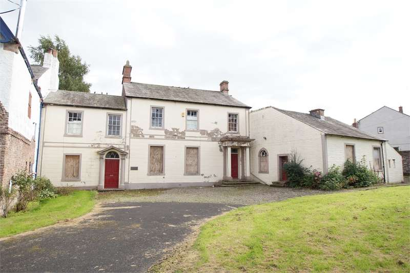 Detached House for sale in CA7 9HL Burnfoot, Wigton, Cumbria
