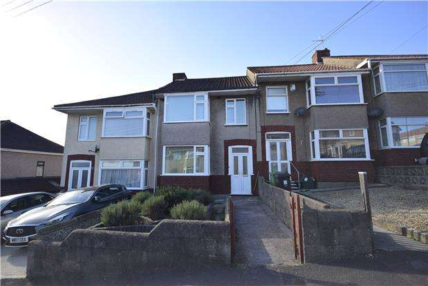 3 Bedrooms Terraced House for sale in Lees Hill, BRISTOL, BS15 4TL