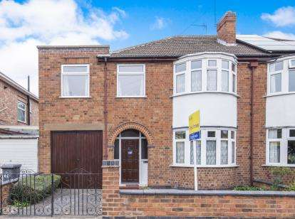 3 Bedrooms Semi Detached House for sale in Cairnsford Road, Leicester, Leicestershire