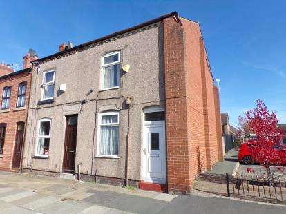 2 Bedrooms End Of Terrace House for sale in Warrington Road, Abram, Wigan, Greater Manchester, WN2