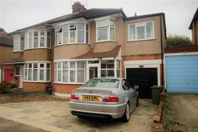 5 Bedrooms Semi Detached House for sale in Shenley Avenue, Ruislip, Middlesex