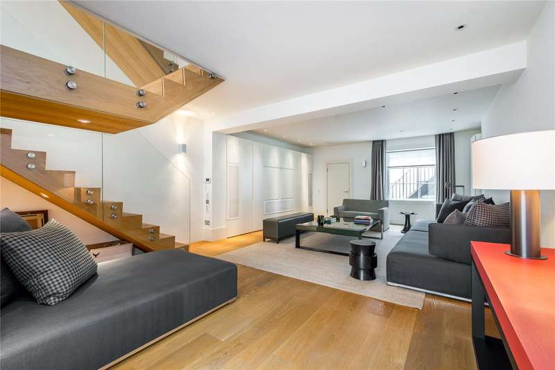 4 Bedrooms Terraced House for sale in Campden Grove, London, W8