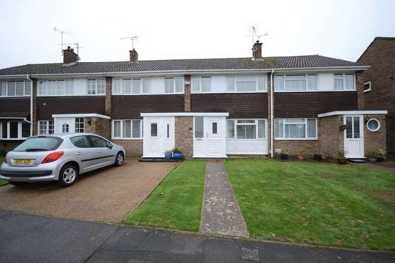 3 Bedrooms Terraced House for sale in Highbury Road, Tilehurst