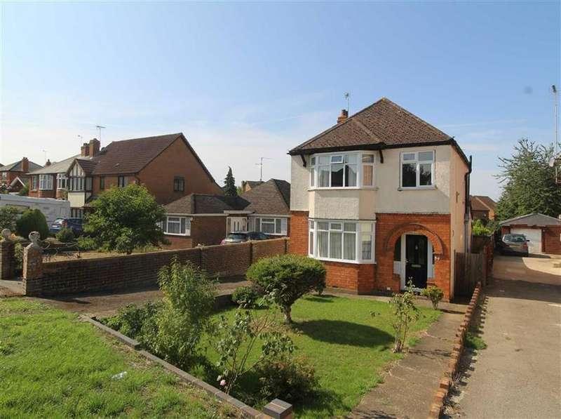 3 Bedrooms Detached House for sale in Bradwell Road, Bradville, Milton Keynes, MK13