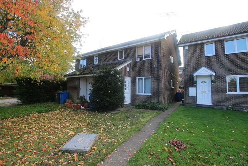 1 Bedroom Ground Maisonette Flat for sale in Penn Road, Datchet