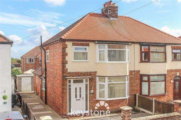 3 Bedrooms Semi Detached House for sale in Plymouth Street, Shotton, Deeside. CH5 1HZ