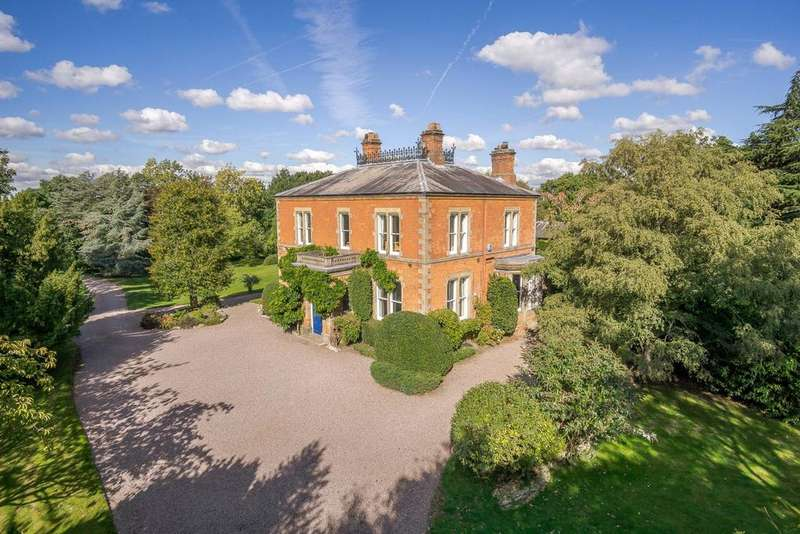 7 Bedrooms Detached House for sale in Station Road, Acton Bridge, Northwich, CW8
