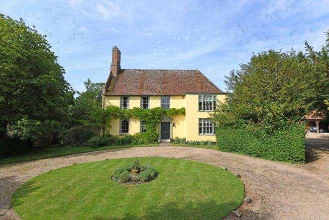 7 Bedrooms Detached House for sale in Parham, Woodbridge, Suffolk, IP13