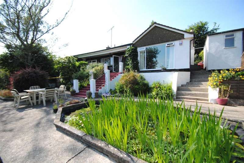 3 Bedrooms Detached Bungalow for sale in Berry Down, Combe Martin
