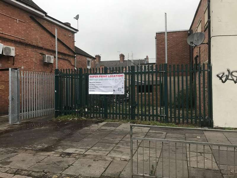 Plot Commercial for sale in Narborough Road, Leicester, LE3