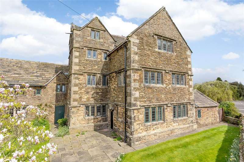 5 Bedrooms House for sale in Main Road, Cutthorpe, Derbyshire, S42