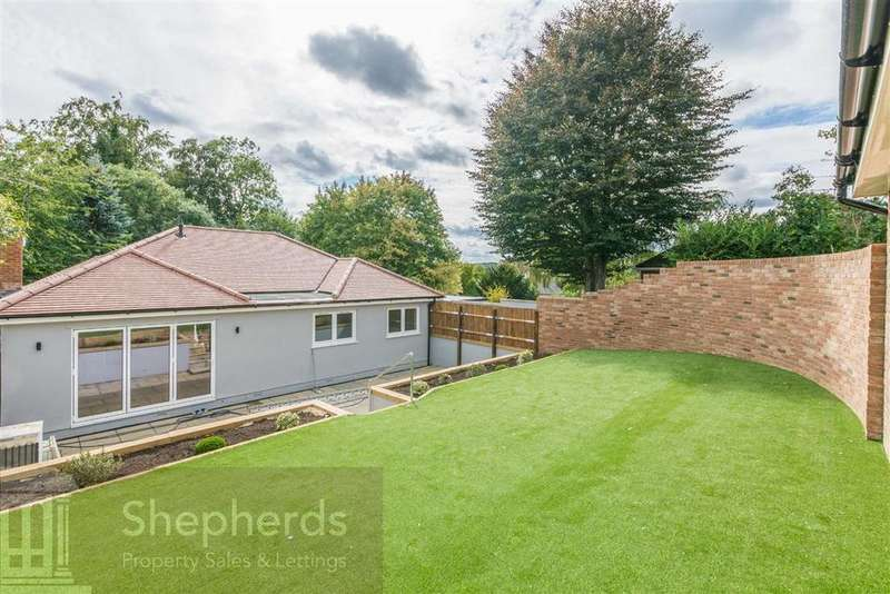 3 Bedrooms Detached Bungalow for sale in Hadham Road, Standon, Ware, Hertfordshire, SG11