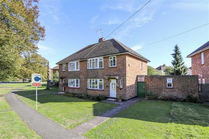 3 Bedrooms House for sale in Chestnut Crescent, Bletchley, Milton Keynes