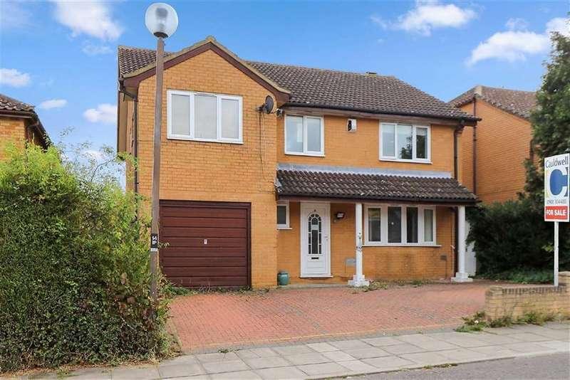 5 Bedrooms Detached House for sale in Illingworth Place, Oldbrook, Milton Keynes, Bucks