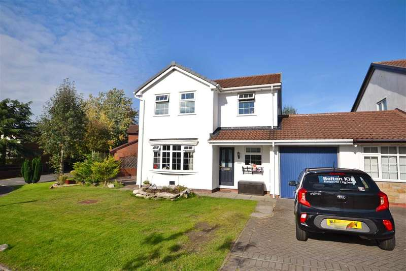 4 Bedrooms Link Detached House for sale in Huntsfield, Clayton Le Woods, Chorley