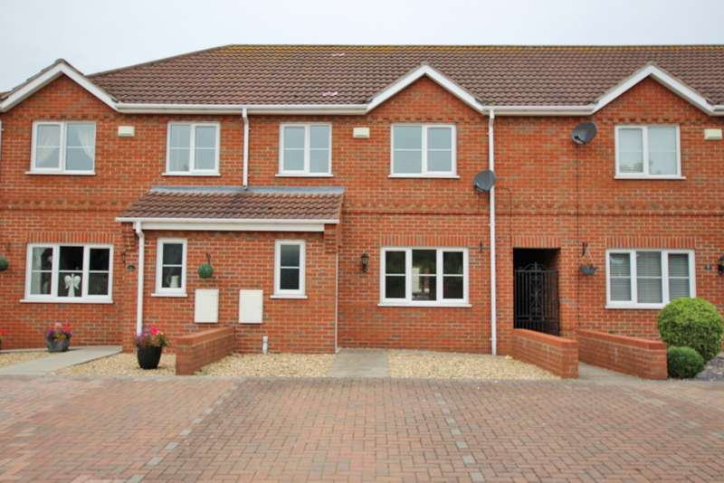3 Bedrooms Terraced House for sale in WOOLPACK MEADOWS, NORTH SOMERCOTES