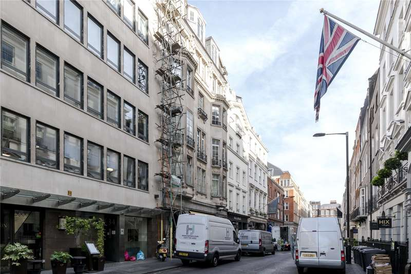 2 Bedrooms Flat for sale in Dover Street, London, W1S