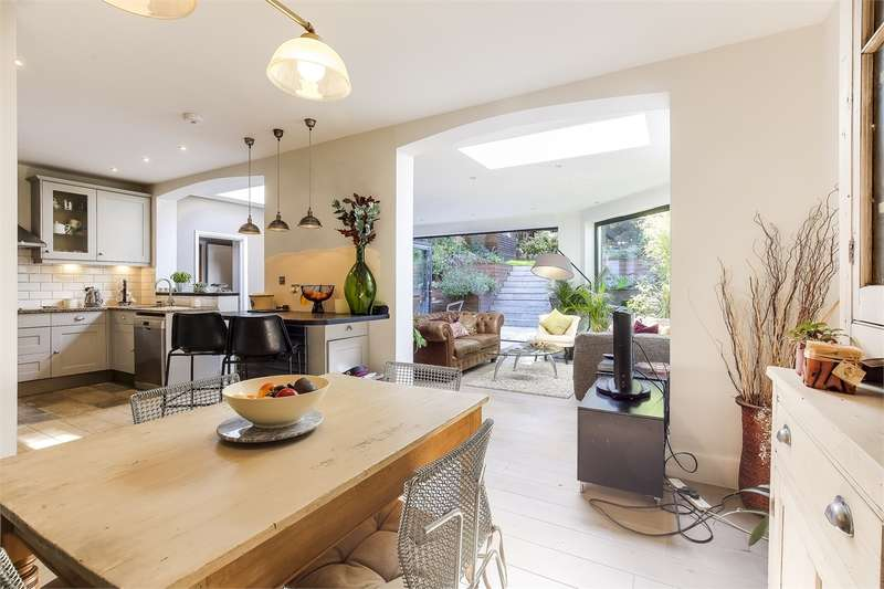 6 Bedrooms Semi Detached House for sale in Alexandra Park Road, Alexandra Park, London