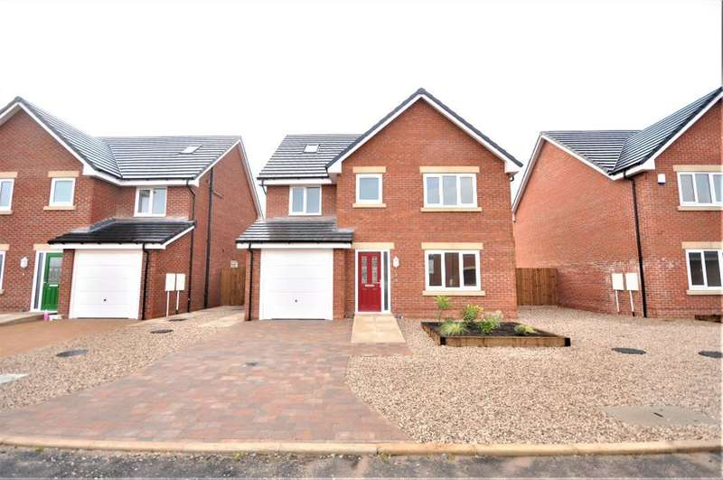 5 Bedrooms Detached House for sale in Plot 5, The Burtons, Lytham Road, Warton, Preston, Lancashire, PR4 1AD
