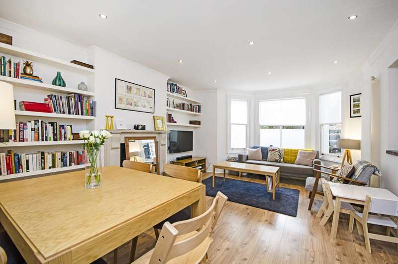 3 Bedrooms Flat for sale in Elgin Avenue, Maida Vale, W9