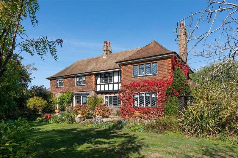 5 Bedrooms Detached House for sale in Arundel Road, Seaford, East Sussex, BN25