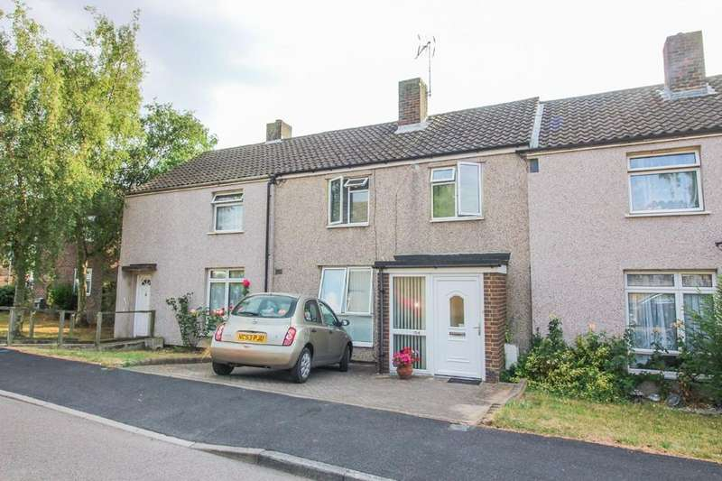 3 Bedrooms Terraced House for sale in Westfield, Harlow, CM18