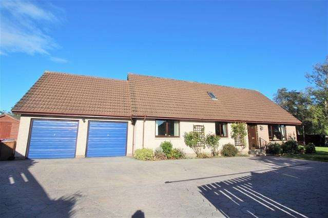 5 Bedrooms Detached House for sale in Darklass Place, Dyke, Forres