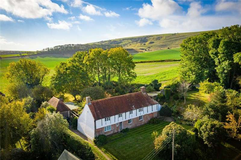 4 Bedrooms Detached House for sale in The Village, Alciston, East Sussex