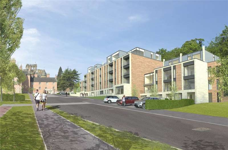 3 Bedrooms Apartment Flat for sale in A001 - 3 Bed Apartment, A001 - 3 Bed New Build Apartment, Craighouse Road, Edinburgh, Midlothian