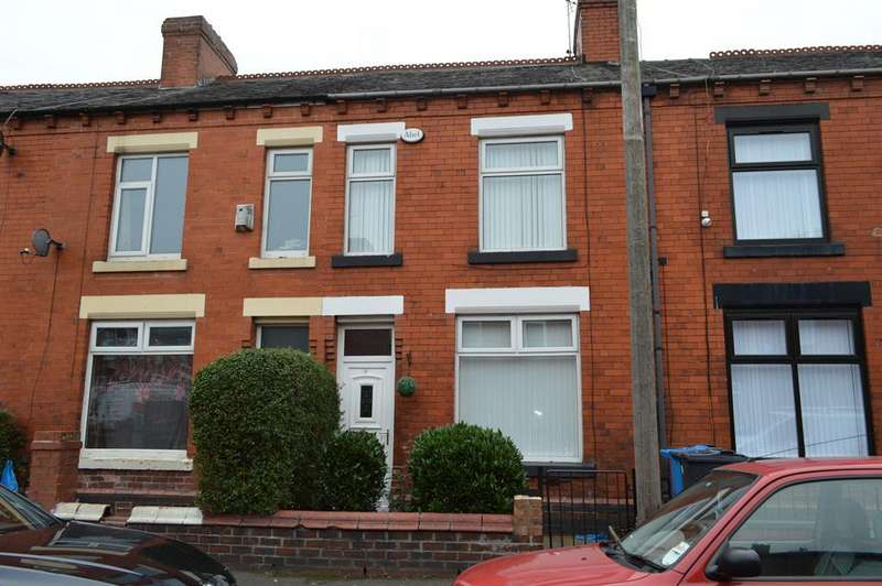 2 Bedrooms Terraced House for sale in Lynton Avenue, Hollinwood, Oldham, OL8 3UR