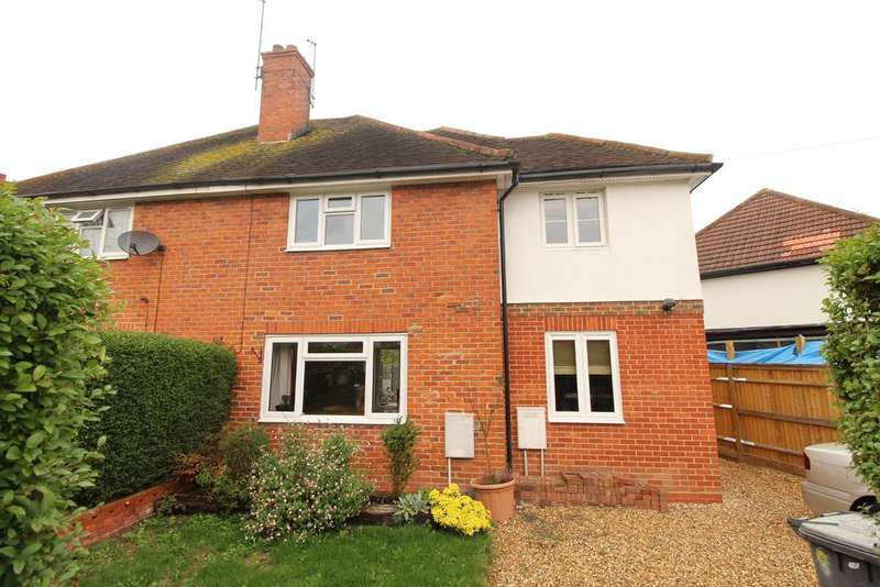 3 Bedrooms Semi Detached House for sale in Lamerton Road, Reading