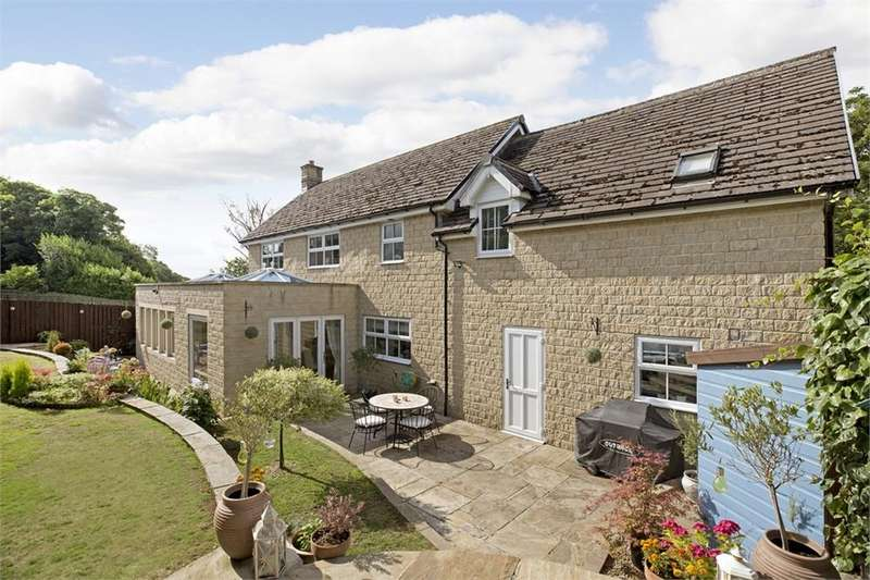 5 Bedrooms Detached House for sale in 24 Dene Bank, BINGLEY, West Yorkshire