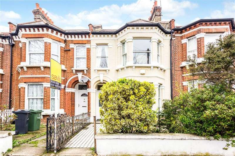 3 Bedrooms Terraced House for sale in Pathfield Road, London, SW16