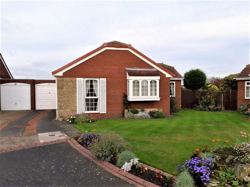 3 Bedrooms Detached Bungalow for sale in Epsom Way, Balmoral Drive, Blyth