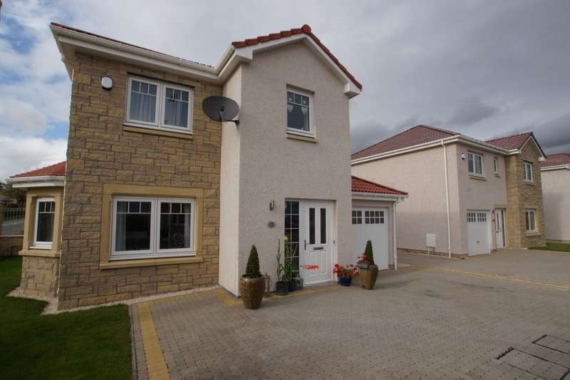 3 Bedrooms Detached House for sale in Law View, Leven, KY8