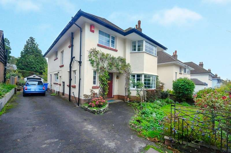 4 Bedrooms Detached House for sale in Harbour View Close, Lower Parkstone, Poole