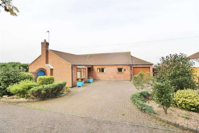 5 Bedrooms Detached Bungalow for sale in Gorse Road, Grantham