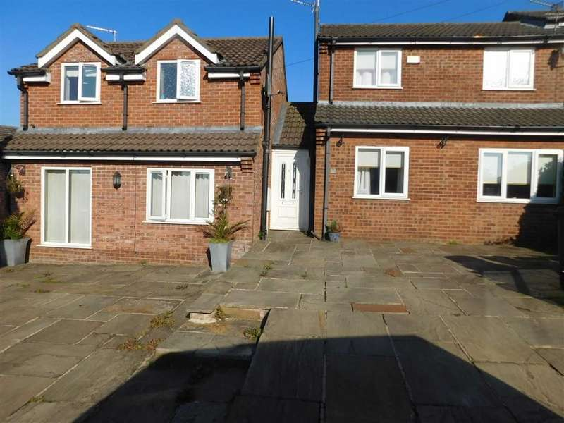 4 Bedrooms Semi Detached House for sale in Buckley Close, Gee Cross, Hyde