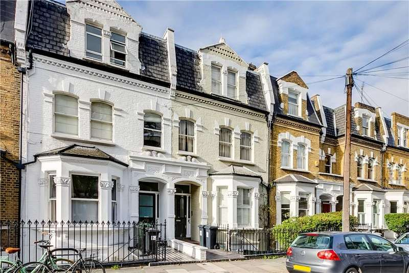 2 Bedrooms Flat for sale in Chesilton Road, Parsons Green, Fulham, SW6