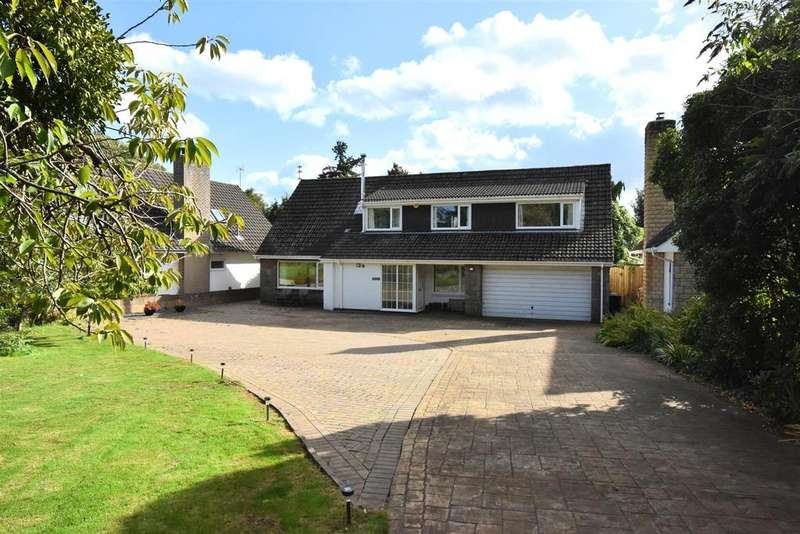 4 Bedrooms House for sale in Woodcroft Close, Woodcroft, Chepstow