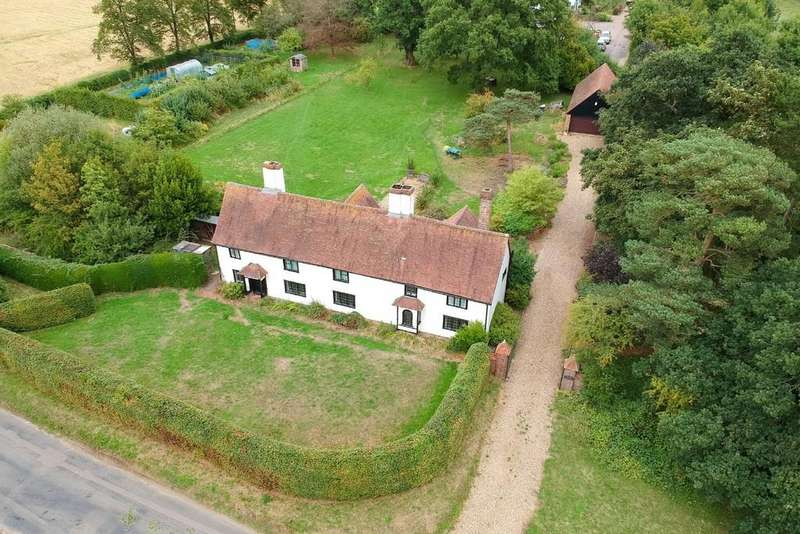 4 Bedrooms Detached House for sale in Benington, Hertfordshire