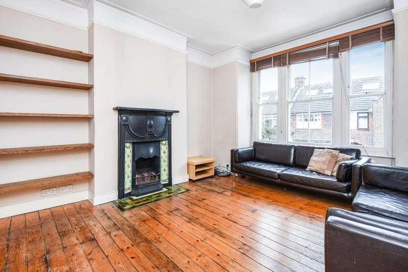 4 Bedrooms Maisonette Flat for sale in Waldron Road, Earlsfield