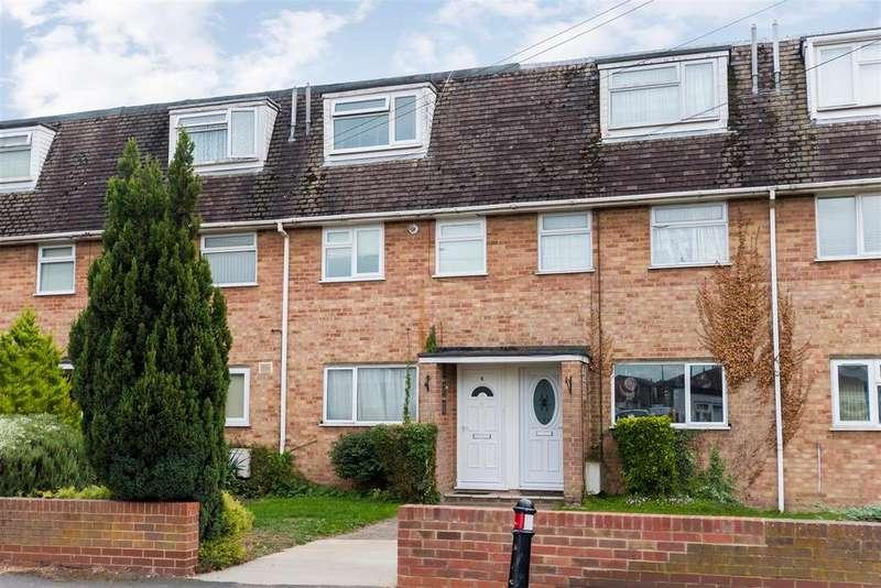 2 Bedrooms Maisonette Flat for sale in Bower Way, Cippenham