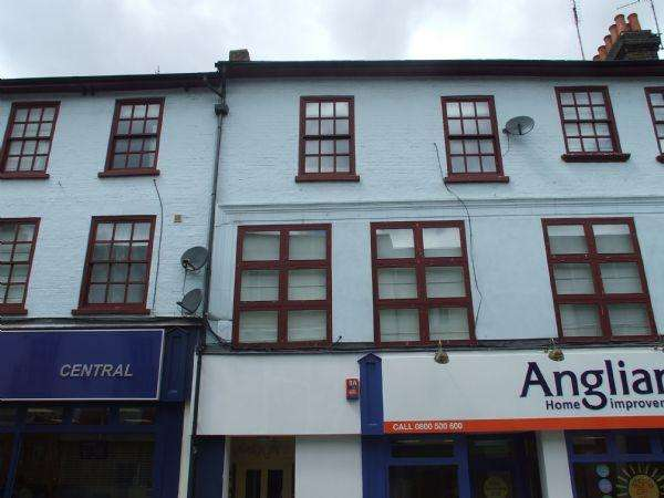 1 Bedroom Apartment Flat for sale in Luton