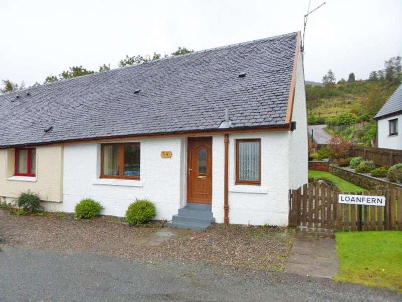 1 Bedroom House for sale in 72 Loan Fern, Ballachulish