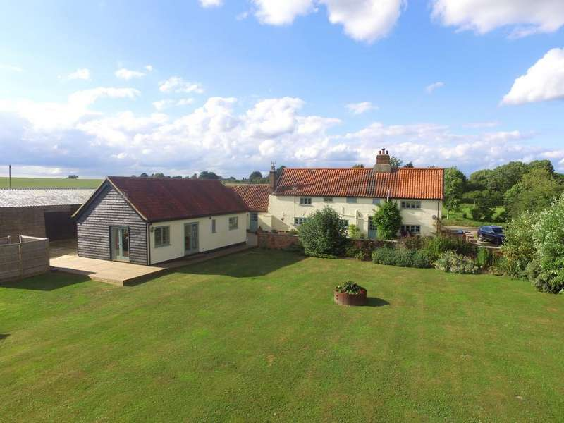 5 Bedrooms Farm House Character Property for sale in Barford