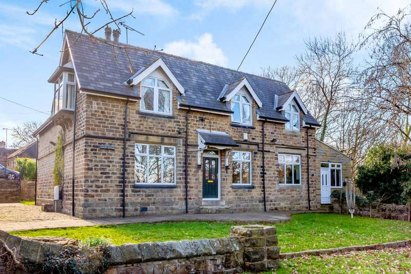 4 Bedrooms Detached House for sale in Cowley Lane, Chapeltown